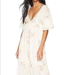 Billabong Dresses - Billabong sea's the day maxi dress